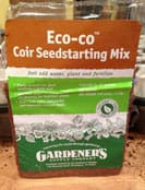 eco-co Seedstarting Mix
