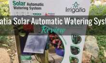 Irrigatia Solar Automatic Watering System (SOL-C24): Product Review