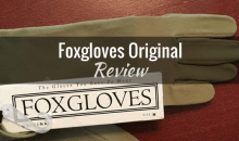 Foxgloves Original Gardening Gloves: Product Review