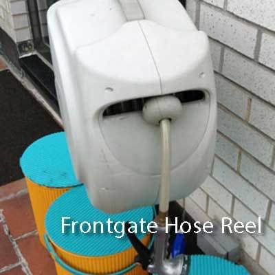 Frontgate Retractable Hose Reel