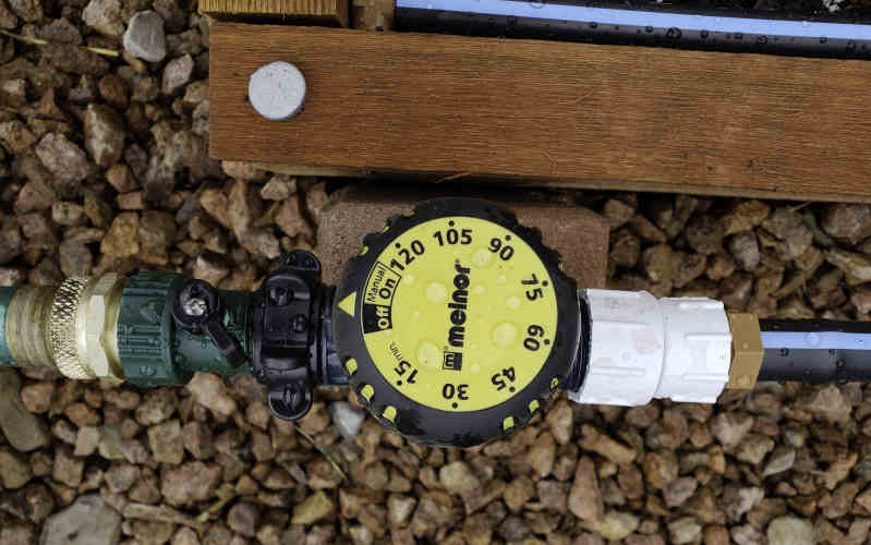 garden in minutes watering timer