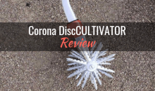 Corona DiscCULTIVATOR (LG 3634): Product Review
