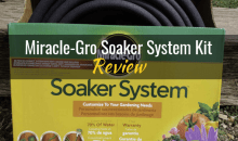 Miracle-Gro Soaker System Kit: Product Review