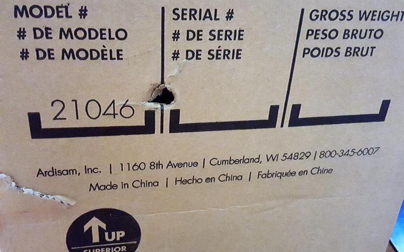 Breez R2 packaging