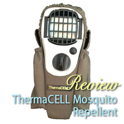 ThermaCELL Mostquite Repellent Review