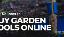Best Sources to Buy Gardening Tools Online