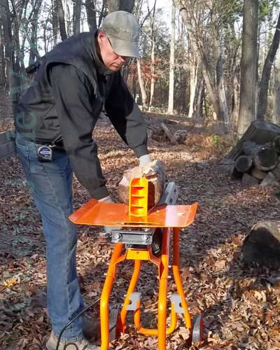 yardmax-log-splitter-safety