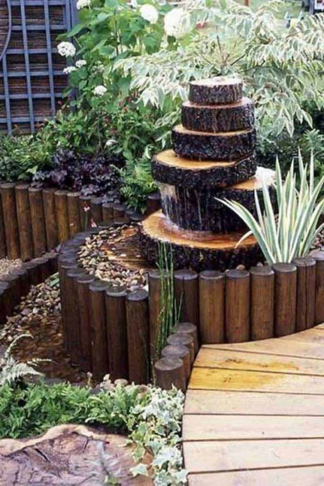 13 Attractive Things To Do With Reusing the Old Tree Stumps