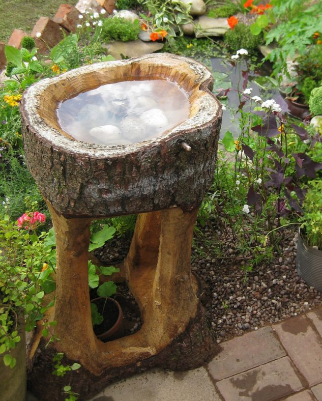armchair cover diy best rocking chair for nursing 13 attractive things to do with reusing the old tree stumps
