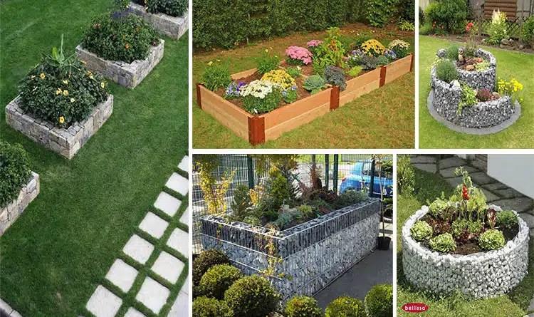 Unique Raised Garden Ideas