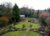 Suburban garden makeover in prog 130