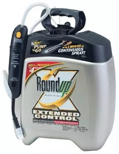 Roundup 5725070 Control Weed and Grass Killer