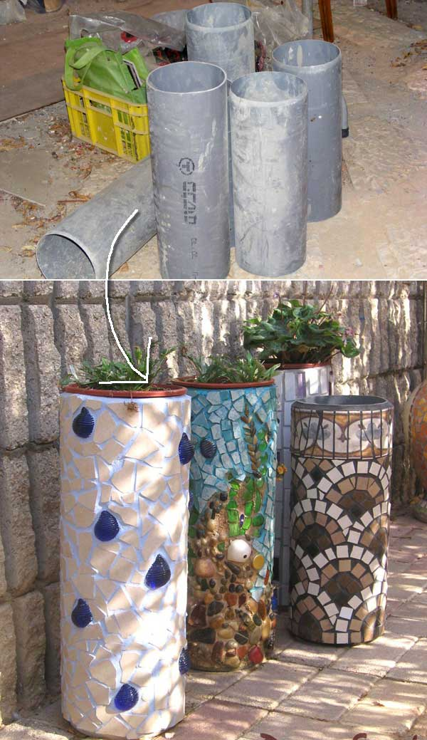 Best 20 LowCost DIY PVC Pipe Projects For Your Garden