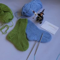 Introduction to Sock Knitting with Jane from GardeningWitch Designs