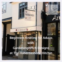 Beginners Knitting The Haberdashery