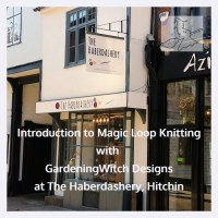 Introduction to Magic Loop Knitting The Haberdashery
