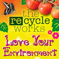 Fancy growing your own recipe ingredients - visit The Recycleworks for everything you need