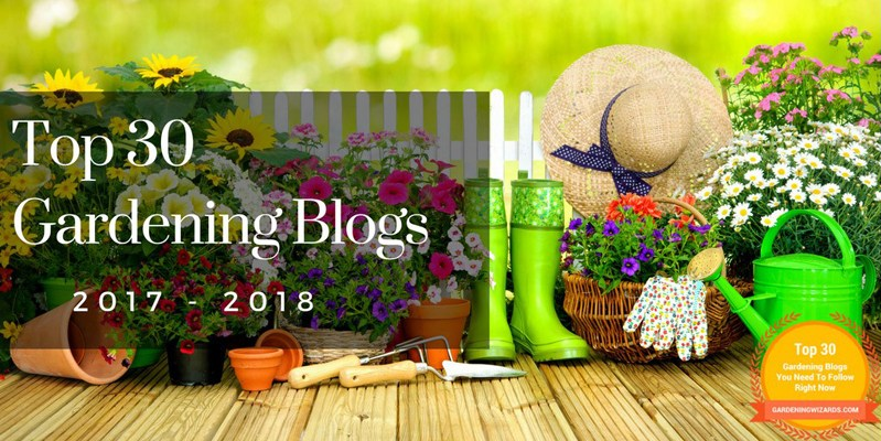 Best gardening blogs
