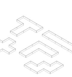 alternate layouts since our garden beds are a modular design our u shaped raised [ 1600 x 1280 Pixel ]