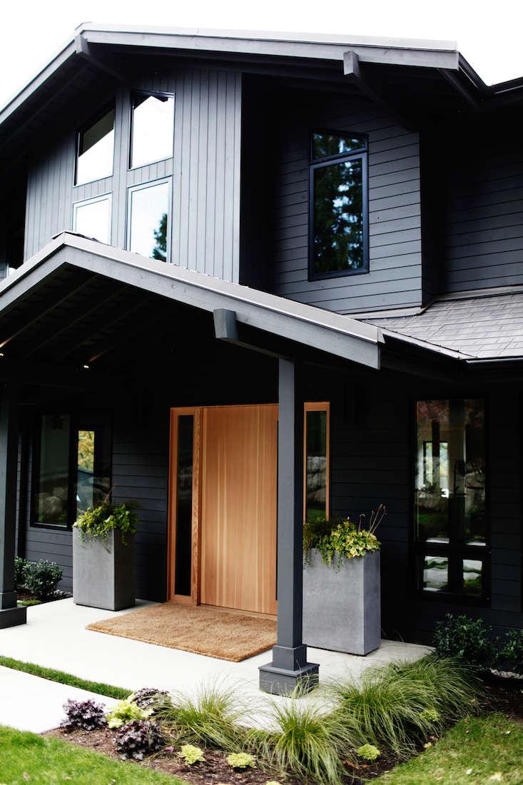 Sleekness In Seattle Modern Garden, Midcentury House