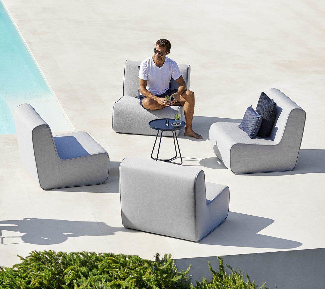Garden Life Outdoor Living - Cane-line FOAM kerti luxus ülőgarnitúra