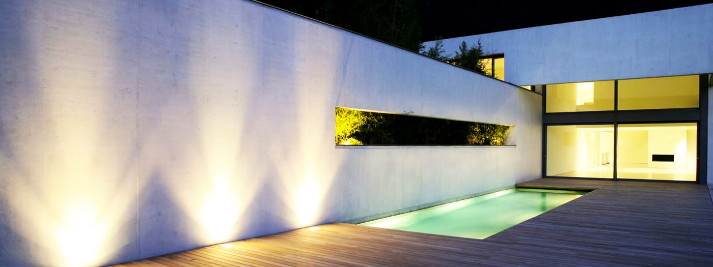 controlling outdoor led light fixtures