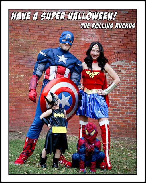 super Halloween costume
