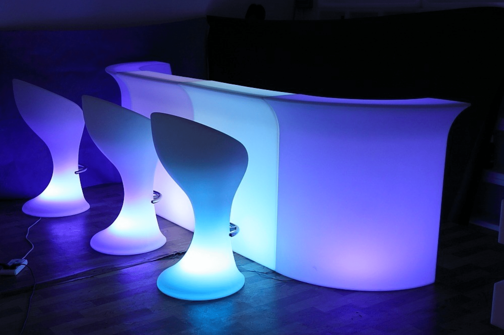 Led Chair Led Light Outdoor Furniture Outdoor Lighting Ideas