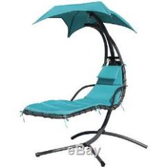 Outdoor Dream Chair Shabby Chic Slipcovers For Wingback Chairs Green Uk Garden Helicopter Swing Hammock Sun Lounger Seat