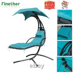 outdoor dream chair armchair sleeves helicopter hammock swing yard garden sun lounger canopy seat