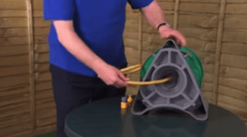 What is hose reel system and how it works