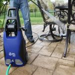 ar blue clean pressure washer reviews