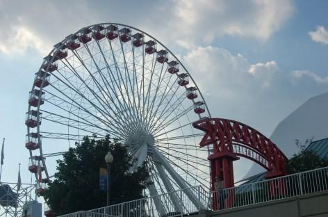Ferris Wheel, Navy Pier Chicago