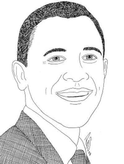 Garden of Praise: Barack Obama Biography