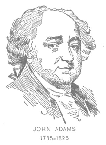 Garden of Praise: John Adams Biography