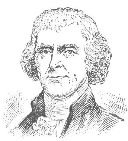Garden of Praise: Thomas Jefferson Biography