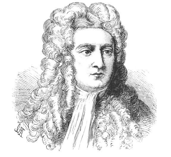 Garden of Praise: Isaac Newton Biography