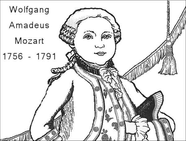 Garden of Praise: Wolfgang Amadeus Mozart Biography