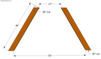 Picnic Table Plans Free | Free Garden Plans - How to build ...