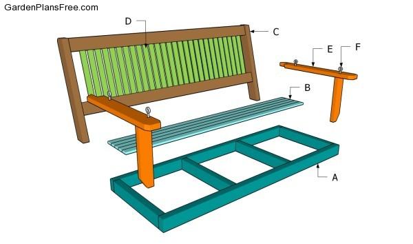 free porch swing plans download