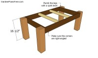 Coffee Table Plans | Free Garden Plans - How to build ...
