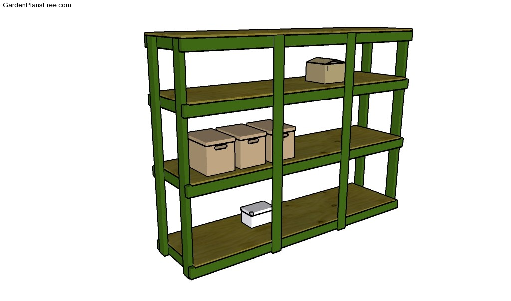 Garage Cabinets Plans  Free Garden Plans  How to build
