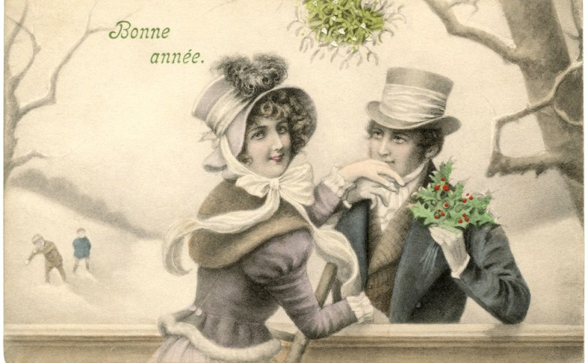 The Myth, the Legend, the Parasite: Romance, Lore, and Science beneath the Mistletoe