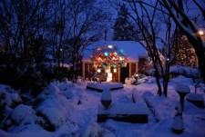 Snow at Christmas