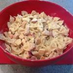 Pasta Apple Chicken Salad
