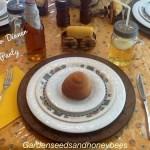 Pioneer Dinner Party