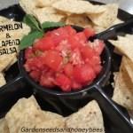 Watermelon & Jalapeño Salsa