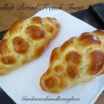 Challah Bread/French Toast