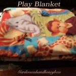 DIY Play Blanket