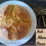 Irish/Hibernian Brown Bread
